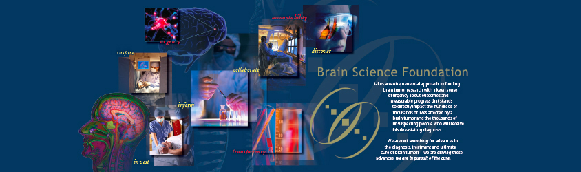 Brain Science Foundation brochure