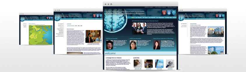 Harvard Neurology Residency Program website