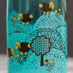Ravelry's Grazing Sheep waterbottle